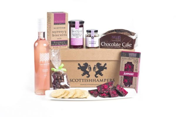 scottish hamper ladies lunch