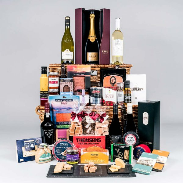 Indulgent Scottish Hamper