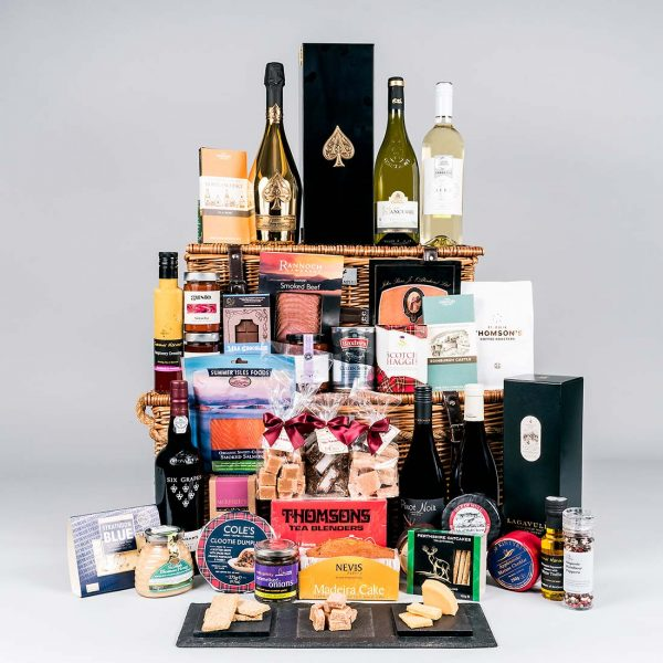Luxury Scottish Hamper