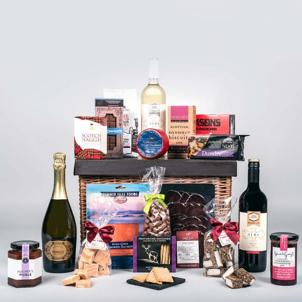 Scottish Hamper Brammer