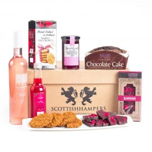 scottish hamper chocolate jam