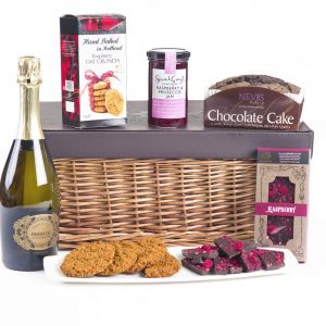 Scottish Hamper With Prosecco