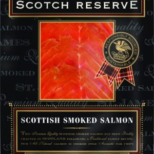 Luxury Scottish Smoked Salmon