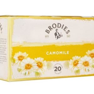 Brodies Camomile Tea