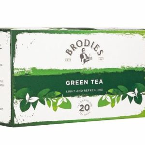 Brodies Green Tea