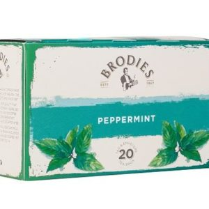 Brodies Peppermint Tea
