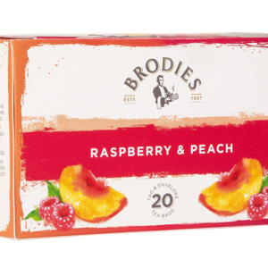 Brodies Raspberry & Peach