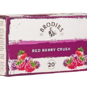 Brodies Red Berry Crush