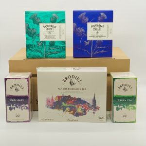 Tea For All - Luxury Scottish Hamper