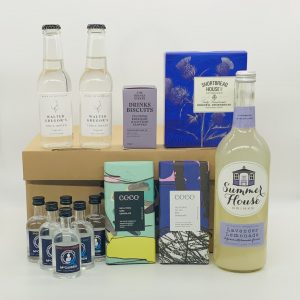 Gin Lover's Hamper - :Luxury Scottish Treat Hamper